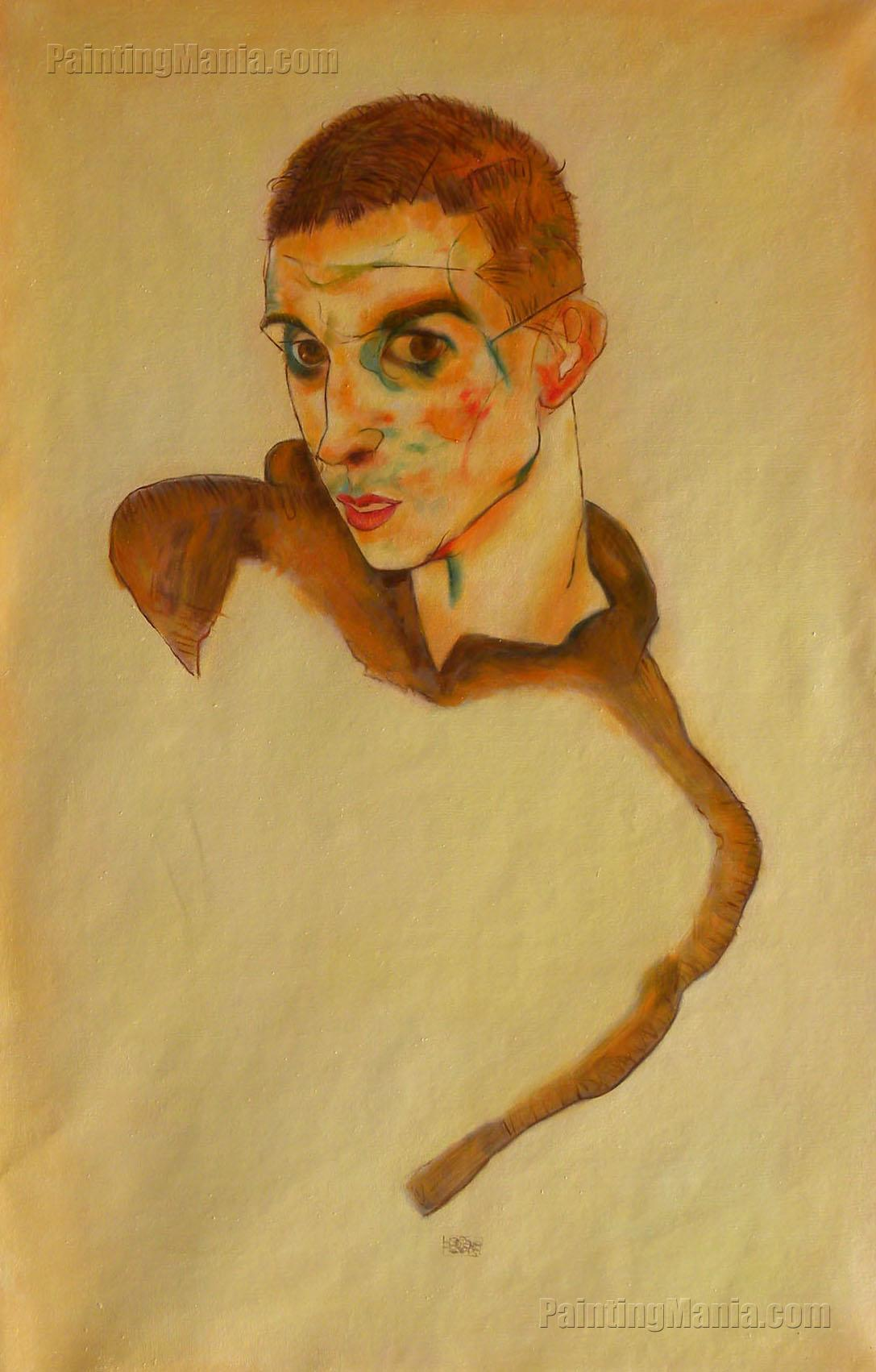 Self Portrait 1914