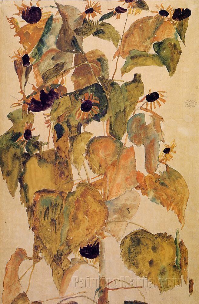 Sunflowers 1911