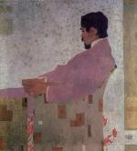 Portrait of the Painter Anton Peschka