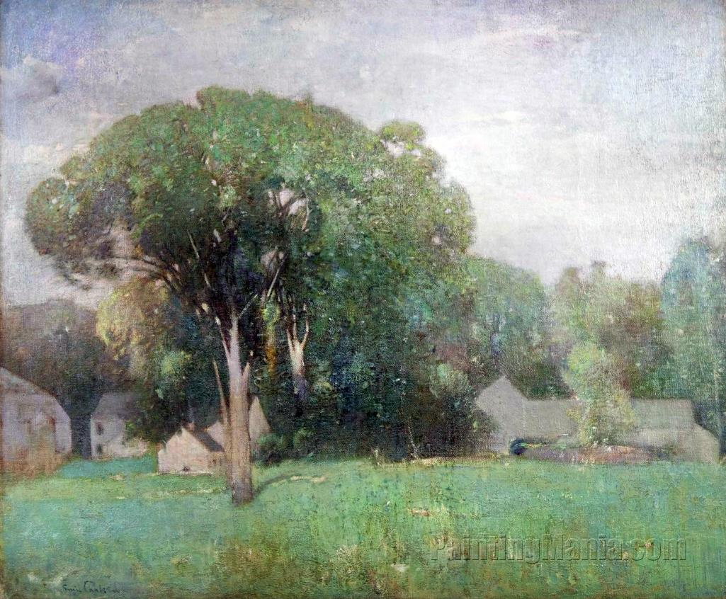 Afternoon Landscape (Weir's Place at Windham)