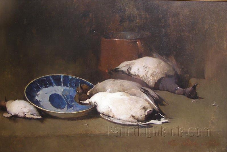 Duck Still Life
