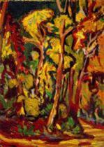 Alberi d'autunno (Autumn Trees)