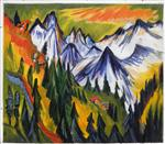 Berggipfel (Mountain Top)
