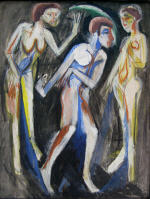 Der Tanz zwischen den Frauen