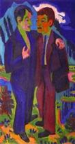 Gli amici, Albert Muller e Hermann