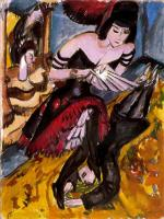 Pantomima Reimann, La vendetta della ballerina