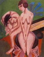 Two Nudes (Due nudi)