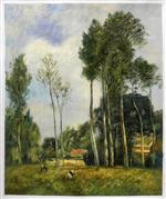 Oiseme Landscape, near Chartres