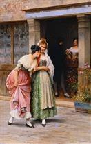 Le bouquet de dimanche (The Bouquet of Sunday)
