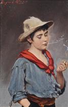 The Little Smoker
