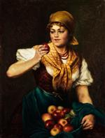 The Red Apple (Der rote Apfel)