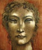 Head of a Woman 1923