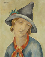Head of a Woman 1925