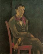 Self-Portrait 1916