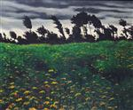 Blooming Field (Le champ fleuri)