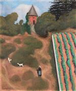 Cote roussie et tourelle, Champtoceaux
