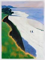 The White Beach