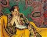 A Woman Reading 1922