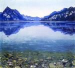 Lake Thun Landscape