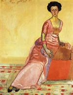 Portrait of Gertrud Muller