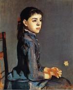 Portrait of Louise-Delphine Duchosal