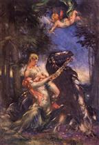 Mythical Scene