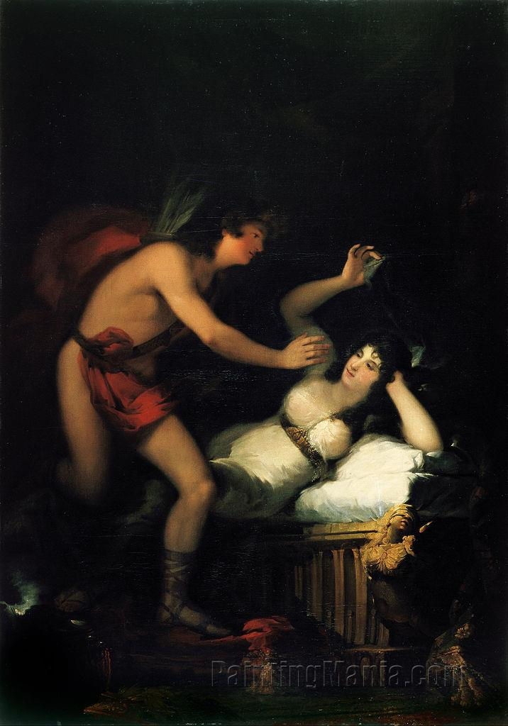 Allegory of Love, Cupid and Psyche