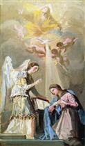 The Annunciation 1785