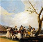 Blind Man's Bluff 1788-1789