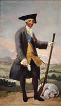 Carlos III, Hunter