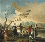 Dance of the Majos at the Banks of Manzanares