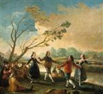 Dancing on the Banks of the Manzanares