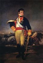 Fernando VII in an Encampment
