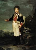 Infante Don Sebastian Gabriel de Borbon y Braganza