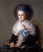 Maria Antonia Gonzaga, Marchioness Widow of Villafranca