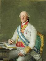 Vincente Maria de Vera de Aragon, Duque de la Roca