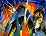 Fabulous Beast II (Composition of Animals I)