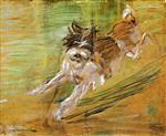 Jumping Dog 'Schlick'