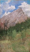 Banff, Cascade Mountain