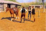 Buying Polo Ponies in the West