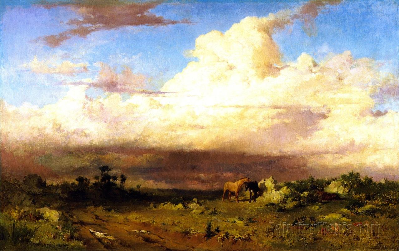A Brittany Landscape