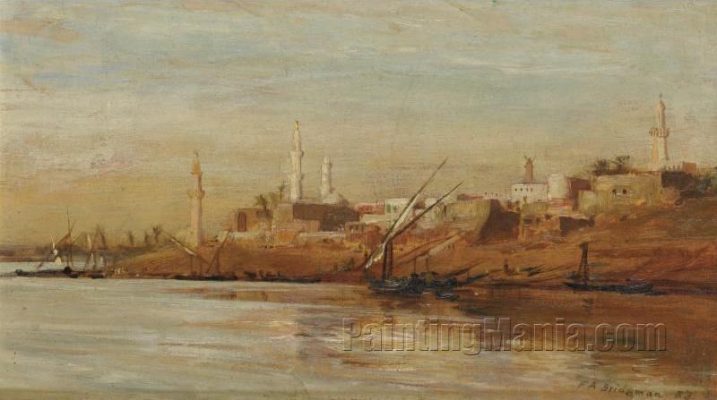 Girgeh, on the Nile