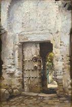 An Eastern Doorway