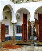 Interieur du Palais Ottoman d'Alger