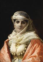 Jeune Femme de Constantinople
