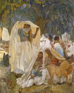Le Jour du Prophete a Blidah, en Algerie