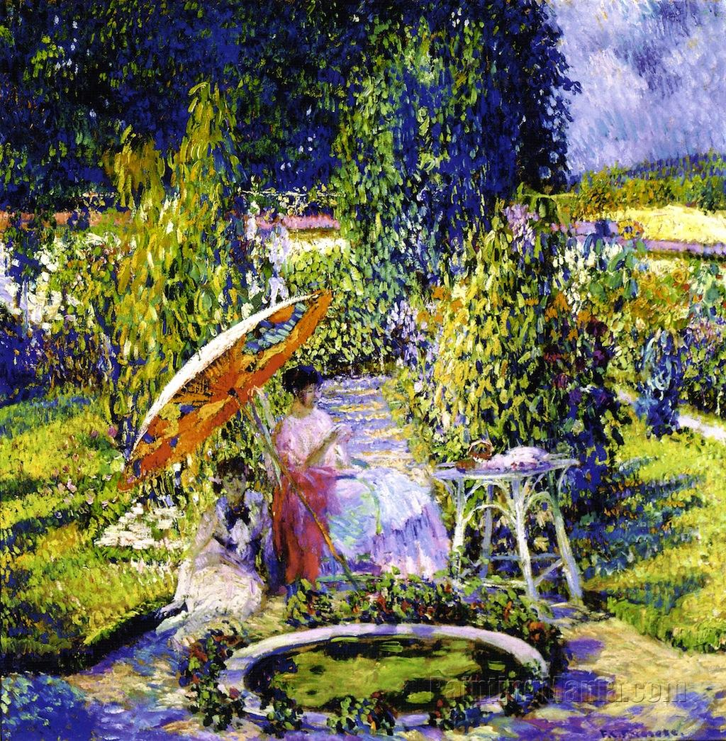 The Garden Umbrella