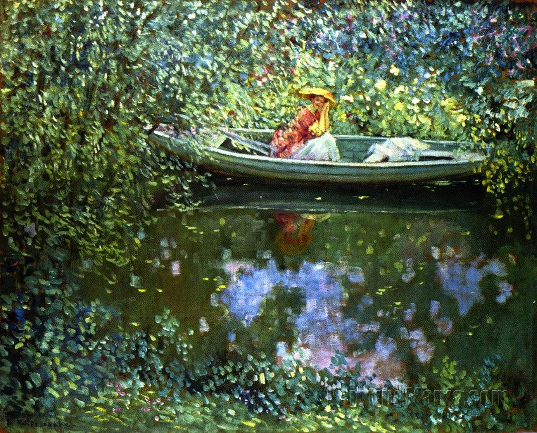 On the River 1909-1910
