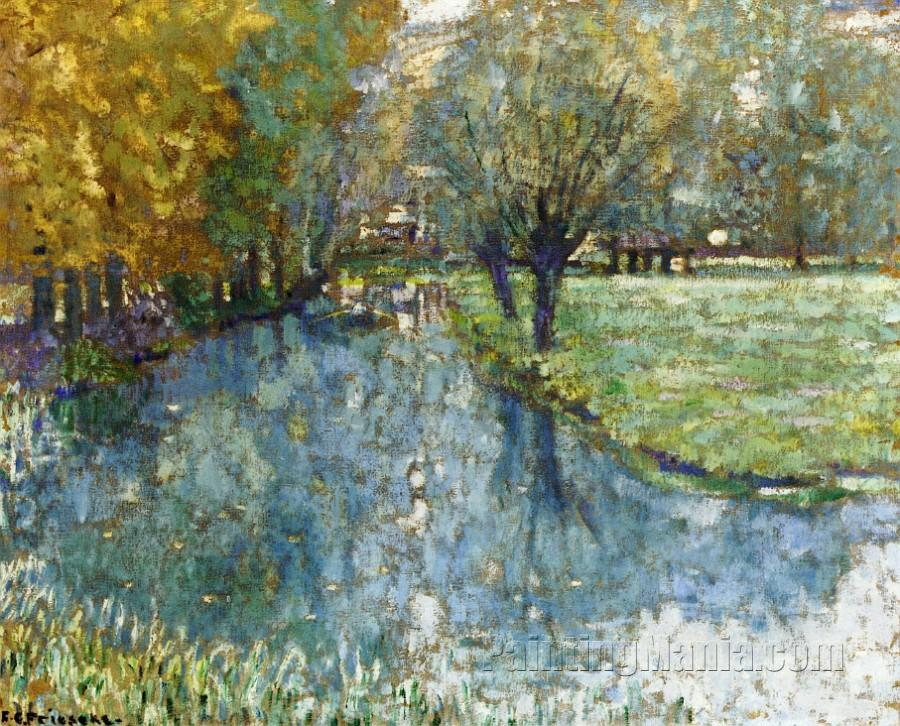 On the River, Giverny