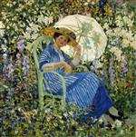 In the Garden, Giverny